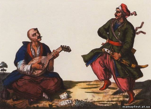 История козаков – часть 2 из 2.