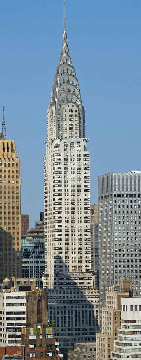 Chrysler_Building_by_David_Shankbone