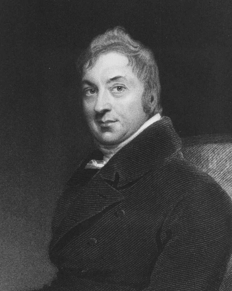Эдвард Энтони Дженнер – создатель первой в мире вакцины.
