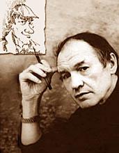 Российский художник Виталий Песков и его незабываемые карикатуры.