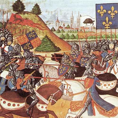 Битва при Пате. Юбилей финального сражения Столетней войны.